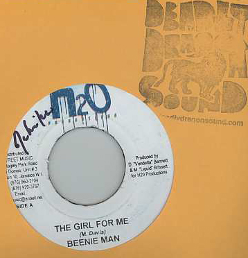 Beenie Man - The Girl For Me