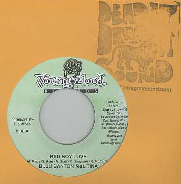Buju Banton & Tina / Stein - Bad Boy Love / Empty Gun