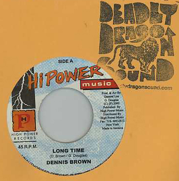 Dennis Brown - Long Time