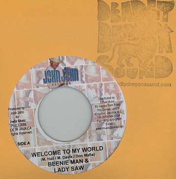 Beenie Man & Lady Saw - Welcome To My World
