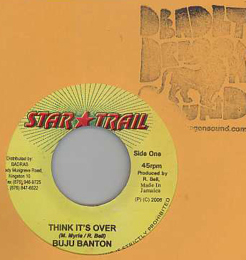 Buju Banton - Think Its Over