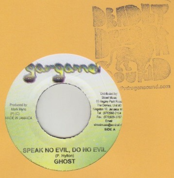 Ghost - Speak No Evil