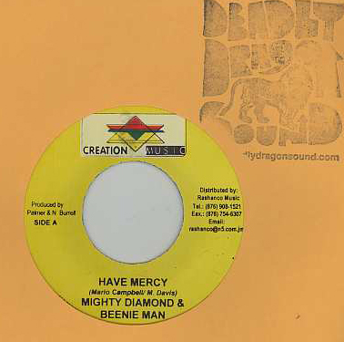 Mighty Diamonds & Beenie Man - Have Mercy