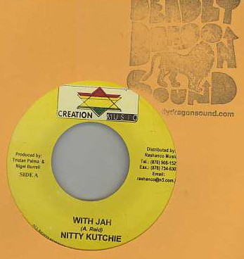 Nitty Kutchie / Earthworm - With Jah / Speak The Truth
