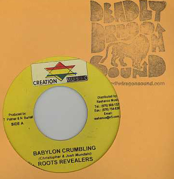 Roots Revealers - Babylon Crumbling