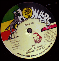 Little John & Admiral Bailey - Bun