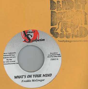Freddie McGregor - Whats On Your Mind