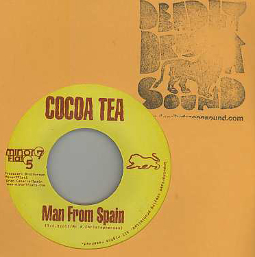 Cocoa Tea - Man From Spain
