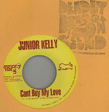 Junior Kelly - Cant Buy My Love
