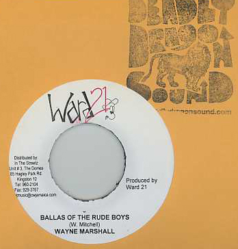 Wayne Marshall - Ballad Of The Rude Boys