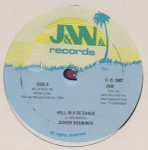 Junior Brammer - Hell In A De Dance