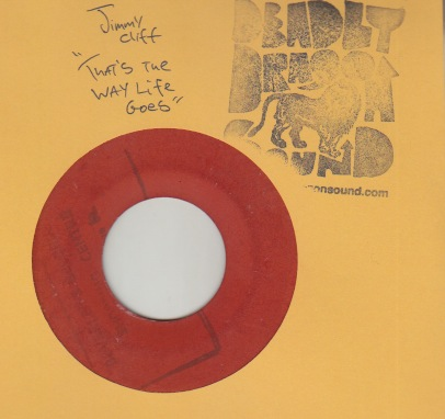 Jimmy Cliff - Thats The Way Life Goes / Bongo Man