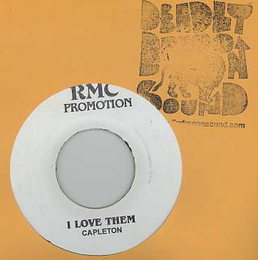 Capleton - I Love Them