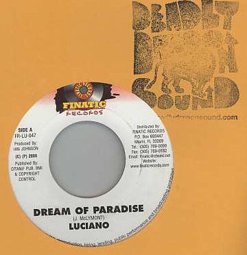 Luciano - Dream Of Paradise