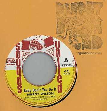 Delroy Wilson - Baby Don't You Do It