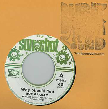 Roy Graham - Why Should You