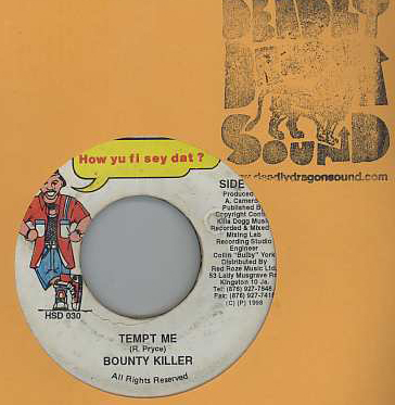 Bounty Killer - Tempt Me