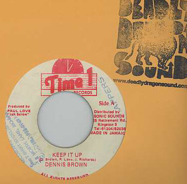 Dennis Brown - Keep It Up