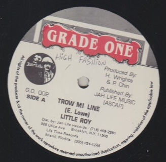 Little Roy - Throw Mi Line