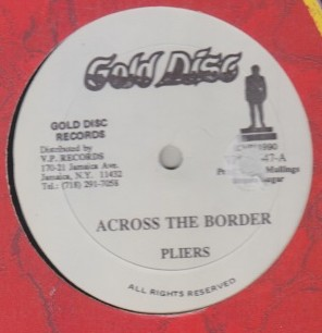 Pliers / Admiral Tibett - Across The Border / Freedom