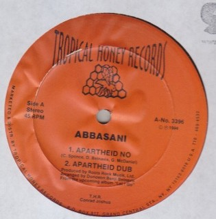 Abbasani - Apartheid No
