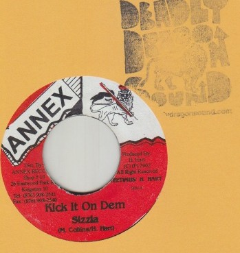 Sizzla - Kick It On Dem