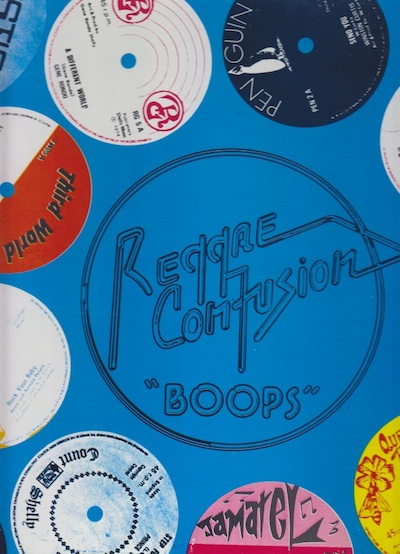 Various Artists - Reggae Confusion: Boops