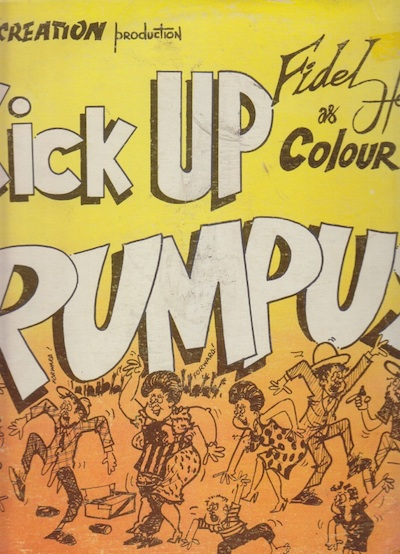 Colour man - Kick up Rumpus
