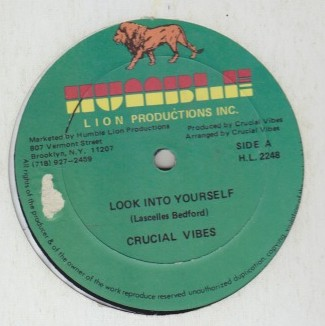 Crucial Vibes - Look Into Yourself