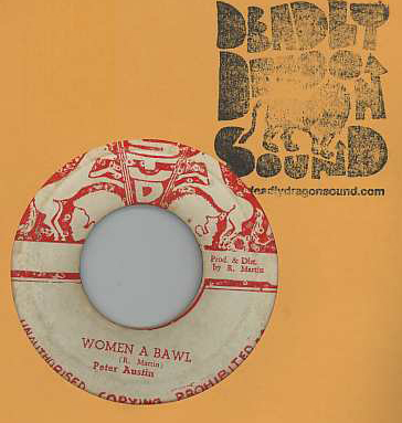 Peter Austin - Women A Bawl
