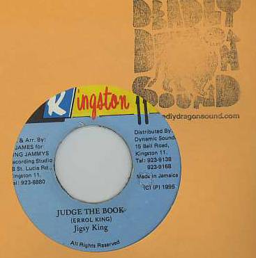Jigsy King - Judge The Book