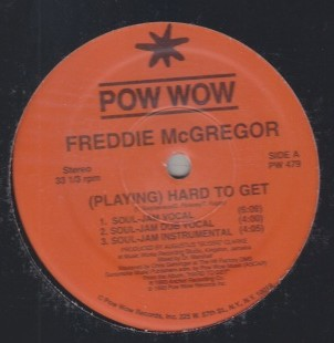 Freddie McGregor - Playing Hard To Get