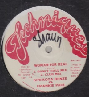 Spragga Benz & Frankie Paul - Woman For Real