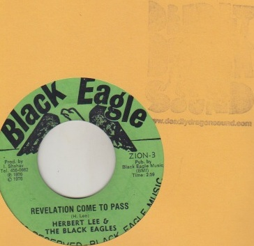 Herbert Lee & Black Eagles - Revelation Comes To Pass