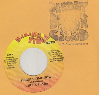 Chuck Fender - Serious Time Now