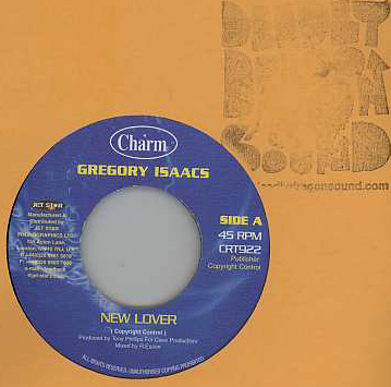 Gregory Isaacs - New Lover