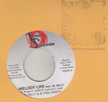 Junior Kelly & Althea Hewitt - Melody Life / Why