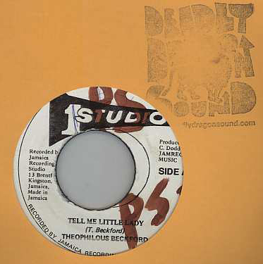 Theo Beckford / Lee Perry - Tell Me Little Lady / Mad Head