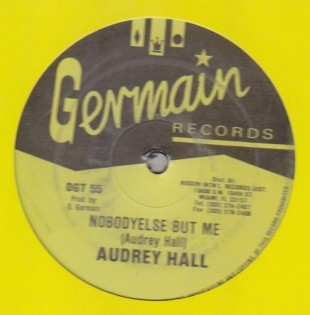Audrey Hall - Nobody Else But Me