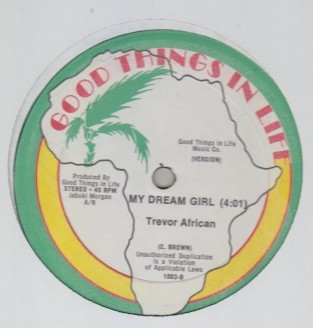 Trevor African - My Dream Girl