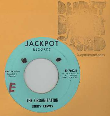 Jerry Lewis - The Organization