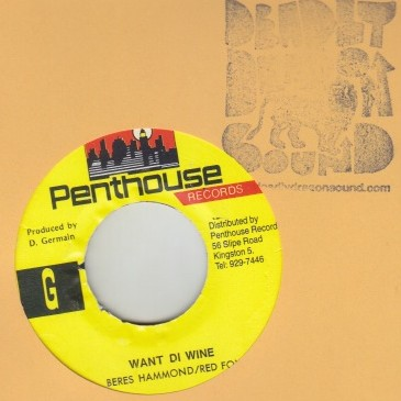 Beres Hammond & Red Fox - Want The Wine