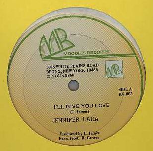 Jennifer Lara - Ill Give You Love