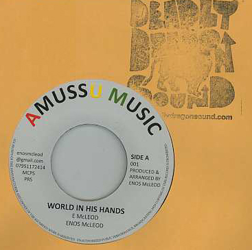 Enos McCloud - World In His Hands