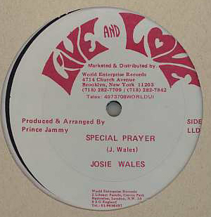 Josey Wales - Special Prayer