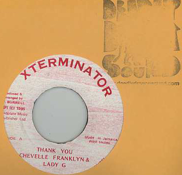 Chevelle Franklin & Lady G - Thank You
