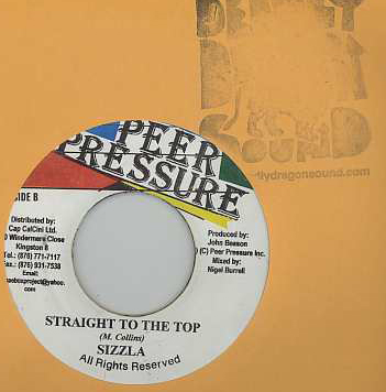 Sizzla - Straight To The Top