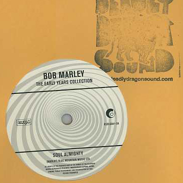 Bob Marley & The Wailers - Soul Almighty / My Cup (Ive Got To Cry)