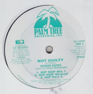 George Nooks - Not Guilty / I Dont Care