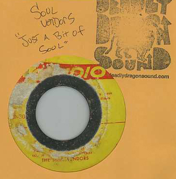 Alton Ellis / Soul VEndors - Im Just A Guy / Just A Bit Of Soul